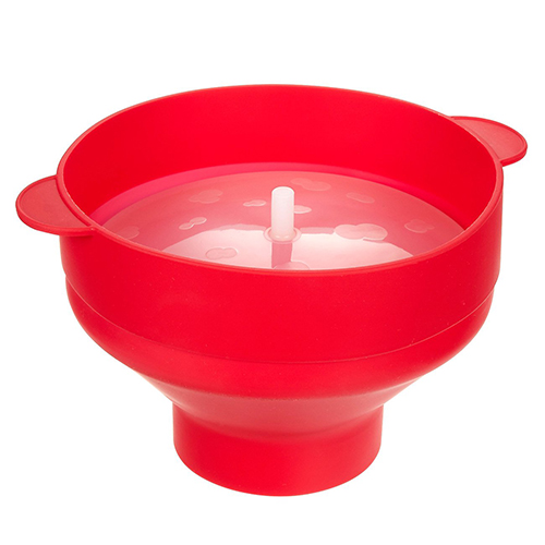 Silicon Popcorn Bowl